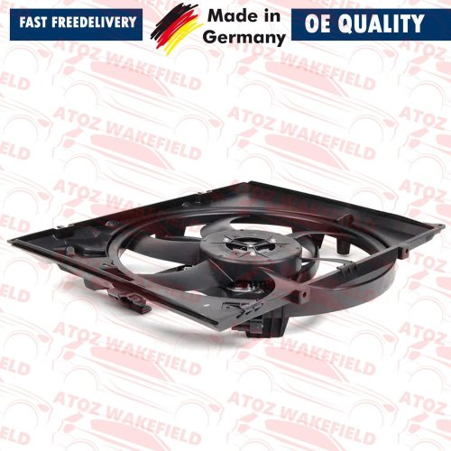 FOR BMW 1 3 SERIES X1 Z4 RADIATOR COOLING FAN 17427523259 OE NEW 7523259