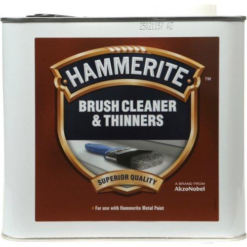 HAMMERITE Brush Cleaner & Thinners - 2.5 Litre [5084921]