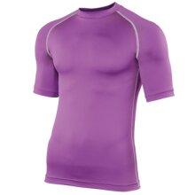 Purple   Base Layer Short Sleeve Rhino Size LXL