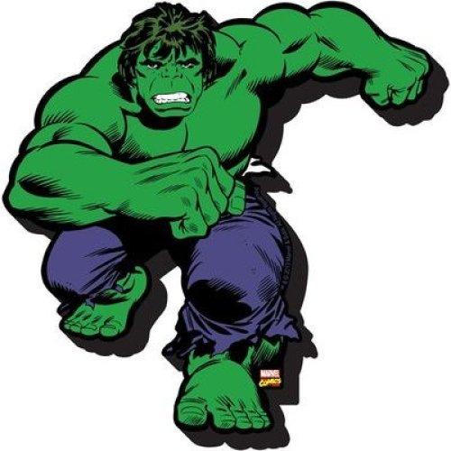 Magnet - Marvel - Hulk Licensed Gifts Toys 95133