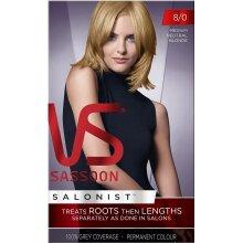 Vidal Sassoon Salonist Permanent Hair Colour - 8/0 Medium Neutral Blonde
