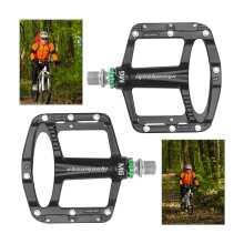 Bike Flat Pedal MTB Accessories Bicycle Clip Board Magnesium Alloy