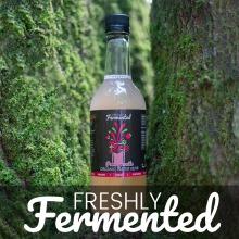 Certified Organic Pomegranate Water Kefir Drinks