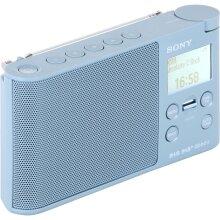 Sony XDRS41DL.CEK DAB / DAB+ Digital Radio with FM Tuner - Blue