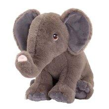 Keel Toys KeelEco Elephant Cuddle Toy