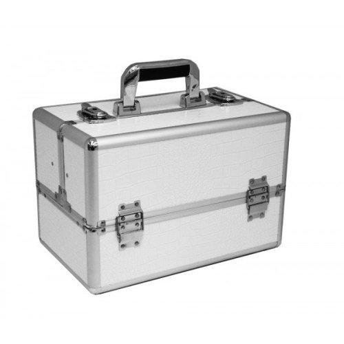 Vanity Flair Large Vanity Case - FI2804 White