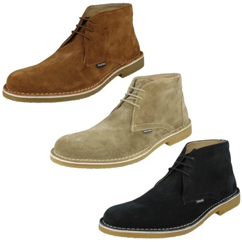 Mens Lambretta Casual Ankle Boots Carnaby2