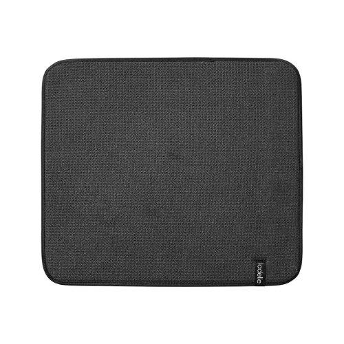 Ladelle Microfibre Black Dish Drying Mat