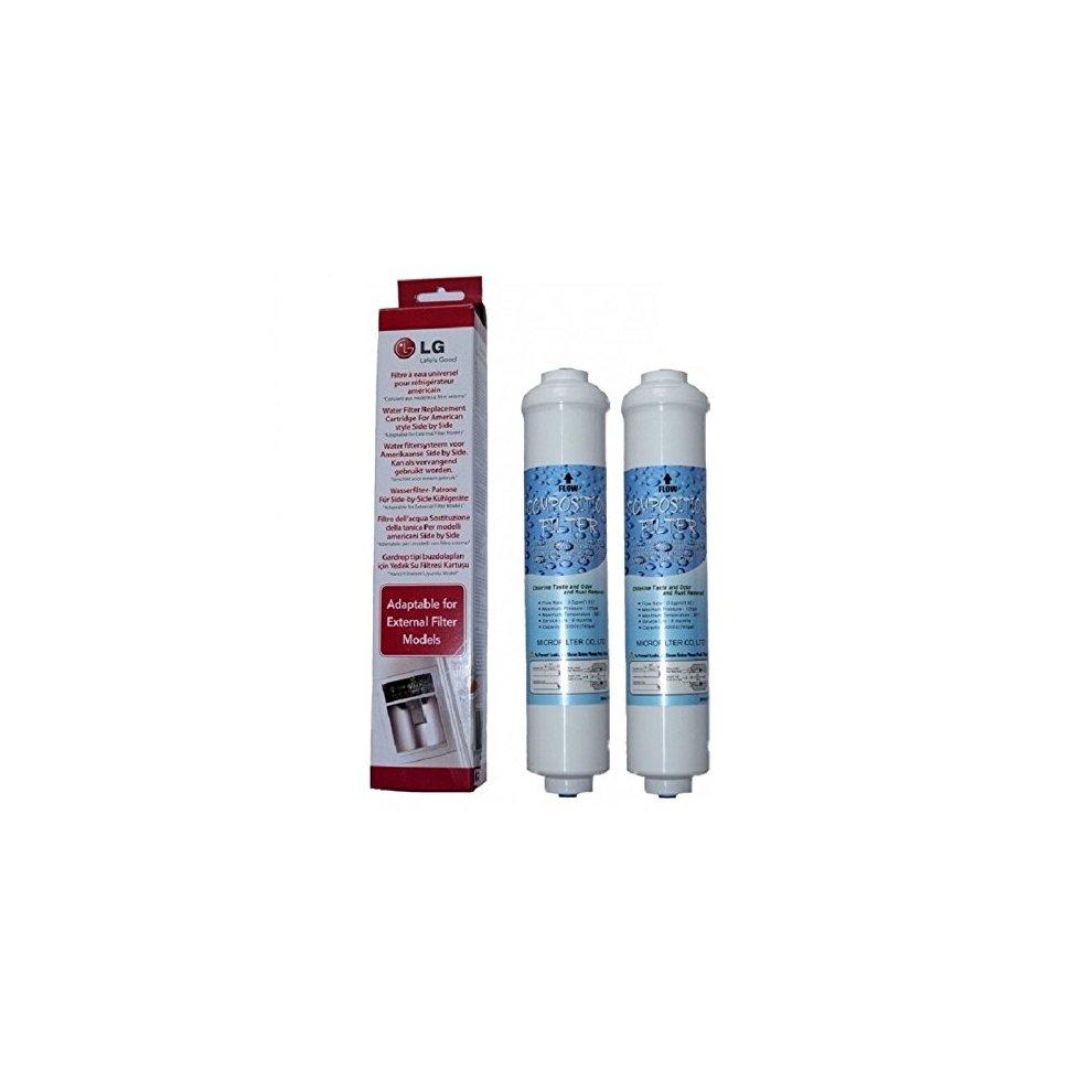 2x LG 5231ja2010b fss-002 Originale Frigo Esterna Filtro Filtro acqua