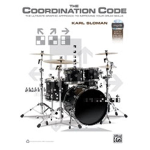 Alfred 00-38885 COORDINATION CODE-BK&CD&POSTER