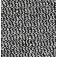Abaseen Machine Washable Grey/Black Non Slip Barrier (60cm x 120cm)