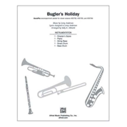 Alfred 00-35796 BUGLERS HOLIDAY-SPX