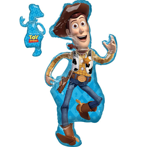Toy Story Woody Large Foil Balloon