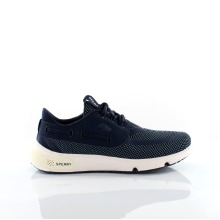 Sperry 7 Seas 3-Eye Navy Synthetic Mens Trainers STS15527