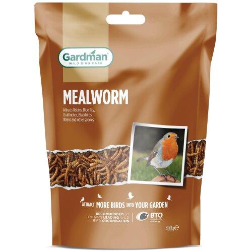 Gardman Mealworm Pouch 400g
