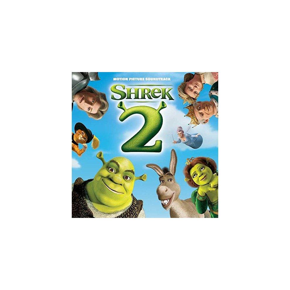 Shrek 2 Vinyl Record On Onbuy