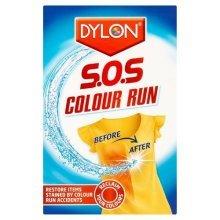 150ml Dylon Sos Colour Run Remover -  colour run dylon remover 2 sos restore sachets x 75ml runs
