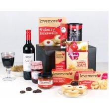 Gluten Free and Wine Snack Box