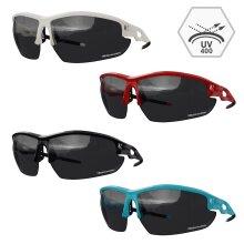 VeloChampion Tornado Cycling Sports Sunglasses | 2 extra lenses & UV400 Protection