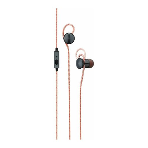 Goji GTCINHR18 Wired In-Ear Headphones Grey With Microphone & Remote - Refurbished