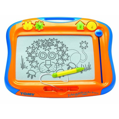 Tomy 6555 Megasketcher Classique Magnetic Drawing Board