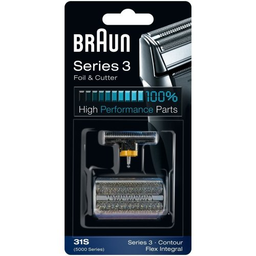 Braun 31S Contour Flex XP Foil And Cutter Replacement Pack