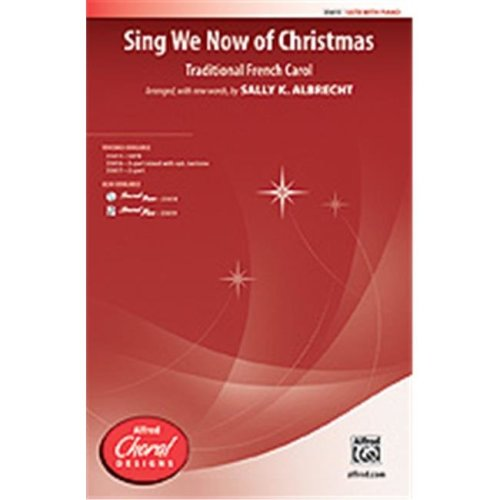 Alfred 00-35618 SING WE NOW OF CMAS-STRX CD
