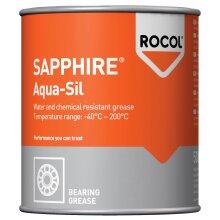 Rocol 12253 SAPPHIRE Aqua-Sil Bearing Grease 500g Tin