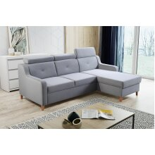 Franco Corner Sofa Bed Right or Left Hand Facing
