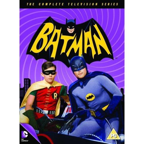 Batman (Original) Seasons 1 to 3 Complete Collection DVD [2016]