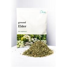 Ground Elder, Aegopodium Podagraria, na stawy, Podagrycznik, dry herb