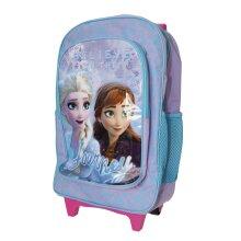 Frozen Childrens/Kids Believe In The Journey Travel Trolley Backpack