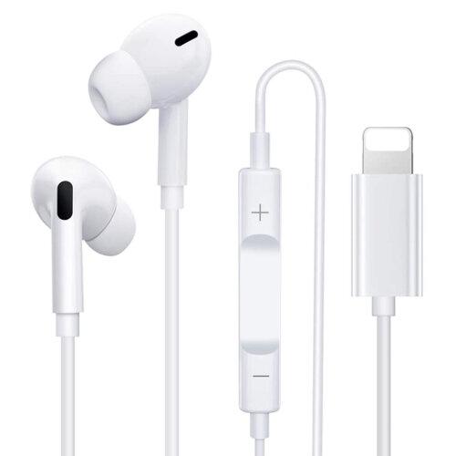 Lightning Earphones Headphones Lightening For All iOS iPhone iPad