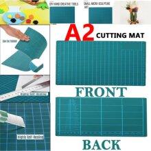 A2 High Quality Cutting Mat Size Non Slip Self Healing Printed Grid