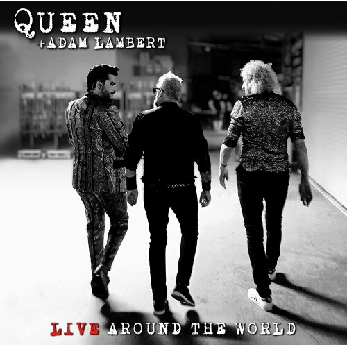 Queen And Adam Lambert - Live Around The World (CD/DVD) [CD]