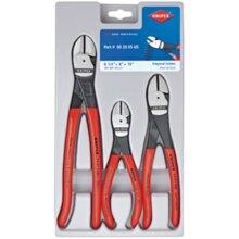 Knipex  KNT-002005US 3 Piece Cutters Set