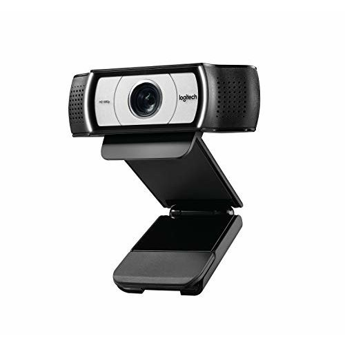 Logitech C930e 1080P HD Video Webcam 90 Degree Extended View Microsoft Lync 2013 and Skype Certified