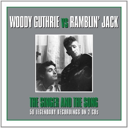 Woody Guthrie - the Singer and the Song [CD]