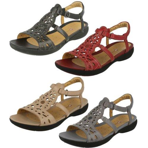 Ladies Equity Wide Fit Sandals Jasmine