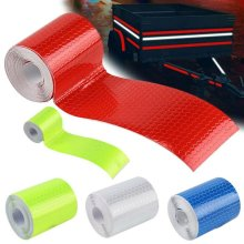 3Meter High Intensity Reflective Tape Self-Adhesive Car Safety Warning Sticker