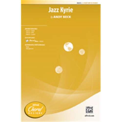 Alfred 00-45615 Jazz Kyrie by Andy Beck