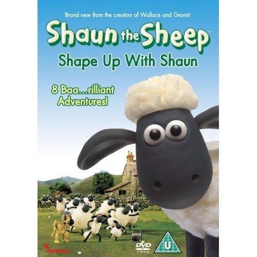 Shaun the Sheep - Shape Up with Shaun [dvd] [2007]