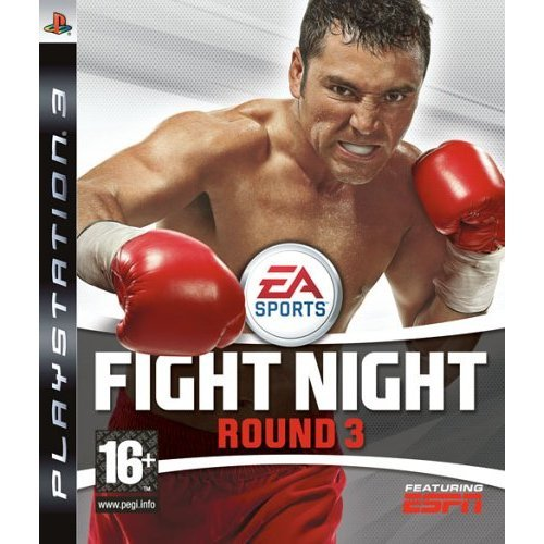 Fight Night Round 3 (PS3) - Used