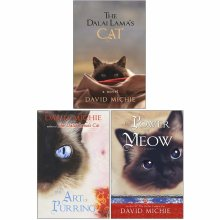 The Dalai Lama's Cat 3 Books Collection Set by David Michie