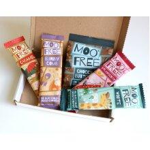Moo Free Vegan Chocolate Letterbox Hamper Birthday Get well Soon Gift