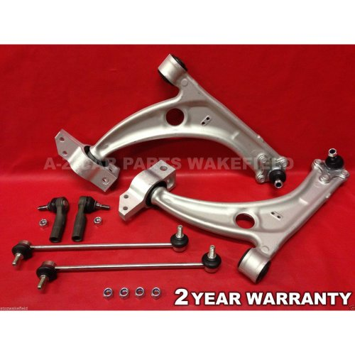 SEAT ALHAMBRA 1.4 2.0 FRONT SUSPENSION WISHBONES ARMS RODS ENDS LINKS JOINTS KIT