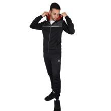 Sergio Tacchini Iraklen Tracktop Black/Red