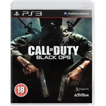 Call of Duty Black Ops PS3 - Used