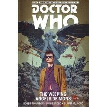 Doctor Who: the Tenth Doctor: Volume 2
