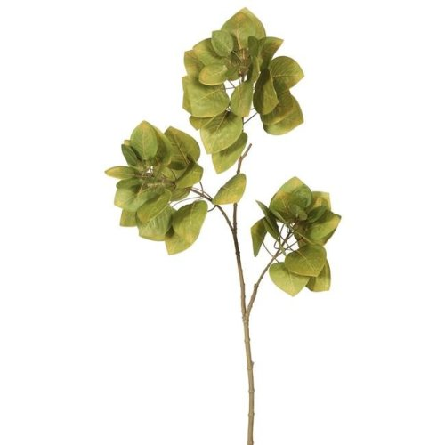Vickerman FA172701 Single Leaves Spray-Autumn Green Greenery Stem